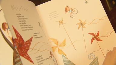 Festival de literatura no Recife conta com debates e exposições de graça - Um dos destaques da programação é a importância dos desenhos na construção de um livro.