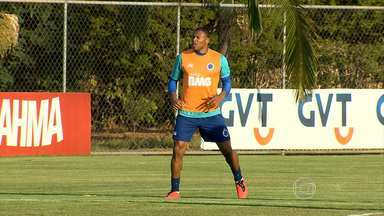 Júlio Baptista pode fazer estréia contra o Flamengo pela Copa do Brasil - Times se enfrentam nesta quarta-feira no Mineirão. Júlio Baptista foi relacionado para a partida.