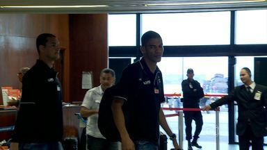 Galo se prepara para enfrentar o Botafogo pela Copa do Brasil - Times se enfrentam nesta quinta-feira.