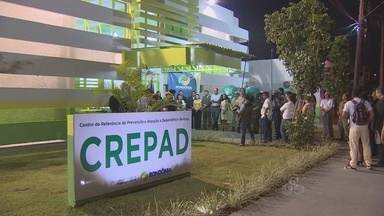 Centro de referência é inaugurado em Porto Velho - Centro de referência em Prevenção e Atenção à Dependência química foi inaugurado na segunda-feira, 19, e será mantido pelo governo estadual.
