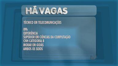 PAT de Ribeirão Preto entrevista interessados em três cargos - Duas vagas oferecidas são para trabalhar no Estado de Goiás.