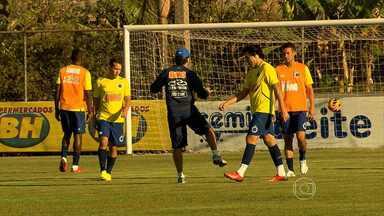 Cruzeiro e Flamengo se embatem nesta quarta-feira, na tela da Globo - A equipe carioca encerrou a preparação para o jogo logo mais no centro de treinamento do América. O técnico Mano Menezes fez mistério.