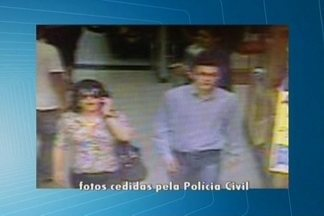 Divulgadas fotografias de assalto a supermercado localizado em shopping de Campina Grande - Assalto aconteceu no último sábado à tarde.