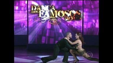 Diogo Nogueira relembra participação na Dança dos Famosos - Ator diz que depois do quadro, incorporou a dança em seus shows