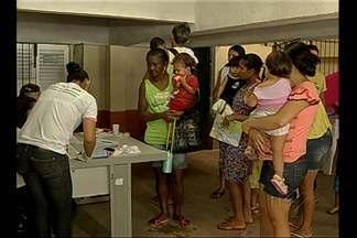 Belém entra na campanha nacional contra a poliomielite - Este sábado, 24, é o 'Dia D' da campanha em todo o estado do Pará.