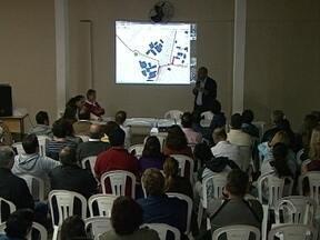 Moradores do Pantanal elaboram carta sobre duplicação da Rua Edu Vieira - Moradores do Pantanal elaboram carta sobre duplicação da Rua Edu Vieira