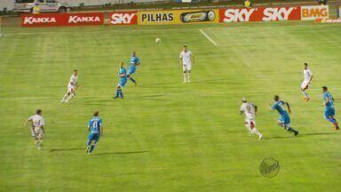 Boa Esporte empata sem gols com o Avaí pela Série B - Boa Esporte empata sem gols com o Avaí pela Série B