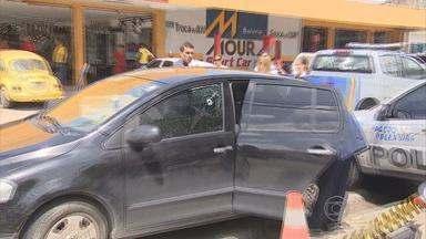 Sargento da Aeronáutica é baleado na cabeça depois de reagir a um assalto no Grande Recife - Ele estava com a mulher em um carro no bairro de piedade, em Jaboatão, quando foi abordado.