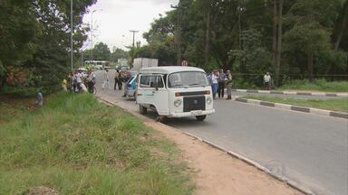 Tentativa de assalto termina em morte no Grande Recife - Motorista reagiu à abordagem e matou suspeito de crime a facadas.