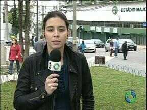 Coritiba vai ter novos desfalques contra o Botafogo no Maracanã - Leandro Almeida e Junior Urso estão fora do jogo.