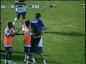 Paraná Clube mostra força também fora da Vila Capanema - Tricolor fez três a zero no Icasa, em Juazeiro do Norte.