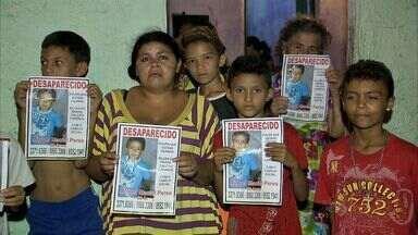 Criança está desaparecida há dois meses em Maracanaú - Veja como você pode ajudar a encontrá-la.