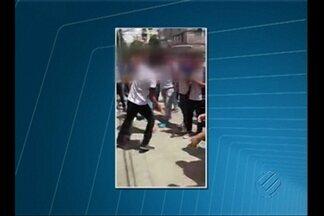 Sindicato comenta briga de estudantes em Belém - Reunião na próxima semana deve discutir questões de violência nas escolas.