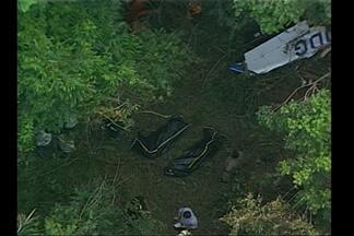 Seripa investiga causas do acidente aéreo que matou três pessoas em Belém - Monomotor caiu cinco minutos depois de decolar.