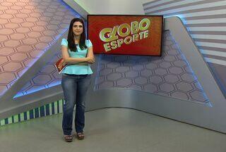 Confira o Globo Esporte desta quarta (04/09) - Programa destaca reapresentação do Sergipe para o Brasileiro da série D