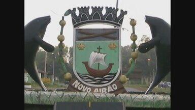 Em Novo Airão, no AM, começa o 5º Festival de dDança do Amazonas - A festa vai até o sábado, sete de setembro.