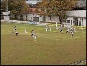Esporte: Trio Futebol contabiliza terceira derrota - Na lanterna do Grupo B, a equipe de Fabriciano recebeu o Montes Claros.