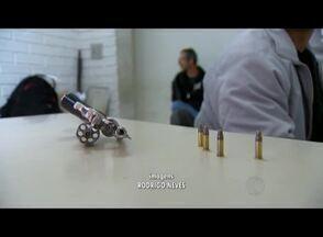 Polícia Militar apreende jovem de 15 anos em Juiz de Fora - O adolescente estava com uma arma de fogo e foi denunciado pelos familiares.