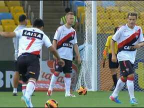 Vitória enfrenta o Flamengo pelo Campeonato Brasileiro nesta quarta-feira - O jogo será realizado no Maracanã, no Rio de Janeiro.