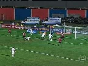 Confira os Gols no Placar da Rodada do Brasileirão 2013 - Décima oitava rodada começou na terça-feira (3) com um jogo da décima rodada adiado. Em um dos jogos desta quarta-feira (4), Atlético-MG empatou com o Fluminense em 2 a 2.