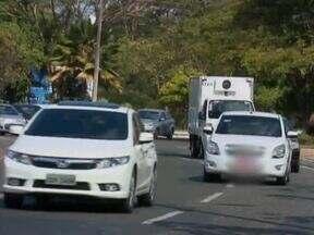 Taxistas recusam passageiros, principalmente à noite por causa da violência - Taxistas recusam passageiros, principalmente à noite por causa da violência