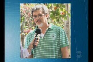 Professor biólogo da UEPB morreu nesta terça em acidente em Campina Grande - Ivan Coelho teria desviado de animal com o veículo quando colidiu com poste e não resistiu.