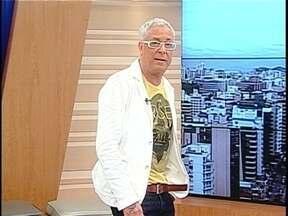 Confira o quadro de Cacau Menezes desta quinta - Confira o quadro de Cacau Menezes desta quinta