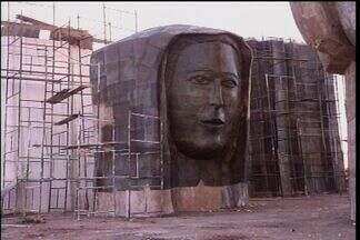 Ministério Público pede embargo da obra da estátua de Nossa Senhora de Fátima no Crato - MP cita irregularidades na obra.