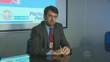 Polícia de Pernambuco prende homem acusado de matar diretor de presídio na Paraíba - Ele estava escondido no recife e também é suspeito de três tentativas de homicídio.