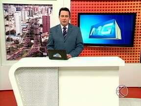 Veja os destaques do MGTV 1ª edição em Uberlândia nesta sexta (6) - Veja os destaques