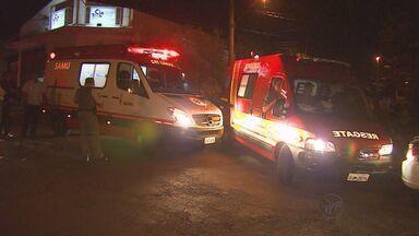 Idoso fica ferido após atropelamento em Ribeirão, SP - Vítima de 69 anos atravessava rua quando foi atingido por ônibus de transporte coletivo.