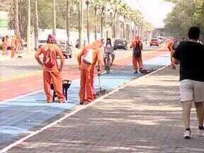 Desfile do 7 de Setembro deve ser visto por 40 mil pessoas em Teresina - Desfile será realizado a partir das 8h na Avenida Marechal Castelo Branco.Além dos militares, o desfile contará com a participação de estudantes.