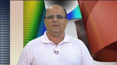 Tribuna Esporte recebe o jornalista Vitor Duarte - Blogueiro fala sobre as principais notícias esportivas da região.