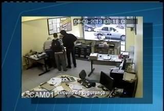 Gráfica é assaltada em Macaé, RJ - Não é a primeira vez que o estabelcimento é assaltado. Funcionário alega que são sempre os mesmos bandidos.