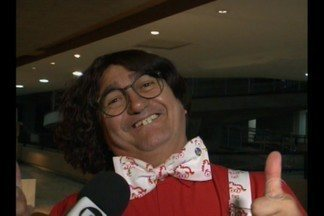 Humorista Adamastor Pitaco se apresenta nesta noite em Campina Grande - Veja entrevista com o humorista.