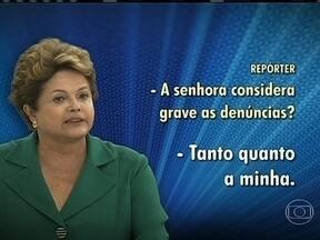 Presidente Dilma diz que espionagem americana na Petrobras pode ter interesses econômicos - A presidente declarou nesta segunda-feira (9), que se confirmada a espionagem, ficaria evidenciado que a ação da Agência de Segurança Americana dos EUA, não tem foco em questões de segurança e sim, interesses econômicos.