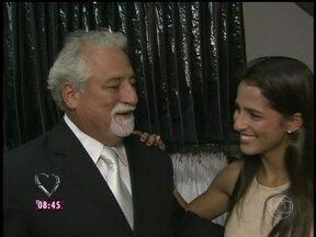 O resultado: Marcelo comemora o emagrecimento e agradece a filha - Ele diz que o amor da família o inspirou a seguir a dieta e os exercícios físicos