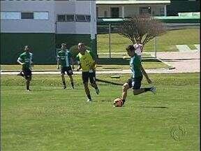 Alex é poupado e adia reencontro com Ronaldinho Gaúcho - Craque do Coritiba não viaja para Belo Horizonte