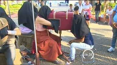 Festivale gera lucros para hotéis e restaurantes em São José dos Campos (SP) - Nos bastidores, tem muita gente lucrando com o evento. Enquanto hotéis e restaurantes comemoram, o público curte as atrações.
