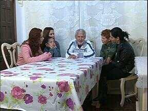Idoso fica cinco dias desaparecido na região metropolitana de Curitiba - Médicos e família suspeitam que ele tenha Alzheimer.