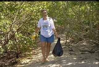 Cabo Frio, RJ, entra no clima do Clean Up The Word - Evento acontece em todo o mundo.