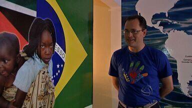 Projeto desenvolvido com crianças na África procura parceiros para nova atividade - Com a ajuda de padrinhos, agora o grupo pretende implantar um programa de qualificação profissional