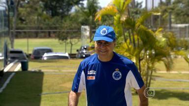Cruzeiro está pronto para encarar o Corinthians - Cruzeiro está pronto para encarar o Corinthians
