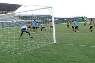 Botafogo joga amanhã e tem decisão valendo vaga na Série C de 2014 - Técnico Marcelo Villar deixou João Pessoa com dúvida na cabeça, pois está sobrando opção para montar o time.