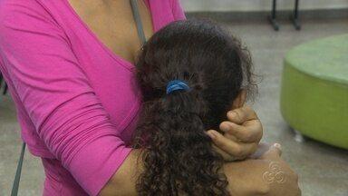 Criança é encontrada depois de ser sequestrada, em Manaus - Jovem que trabalhava na casa dela é suspeita do crime.