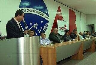 Empossada a nova diretoria do Sindicato dos Jornalistas de Sergipe - A solenidade ocorreu ontem à noite, na antiga sede da OAB, no centro da capital.