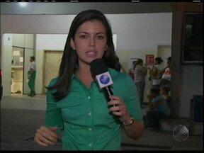 Pais de torcedor baleado devem chegar em Feira de Santana neste domingo - Jovem está internado no Hospital Clériston Andrade