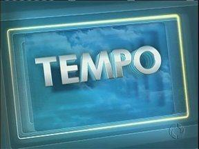 Chuvas isoladas e fortes no domingo em todo o estado - Em Curitiba e no litoral a temperatura cai.
