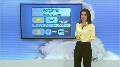 Confira a previsão do tempo para este domingo (22) no Sul de Minas - Confira a previsão do tempo para este domingo (22) no Sul de Minas