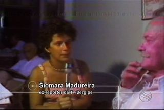 Corpo da jornalista Siomara Madureira é velado em Aracaju - Corpo da jornalista Siomara Madureira é velado em Aracaju